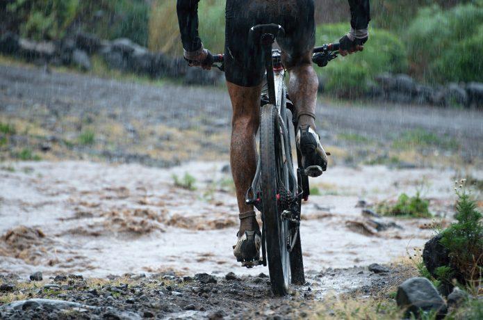 雨の日も乗るなら、滑りにくさもチェック