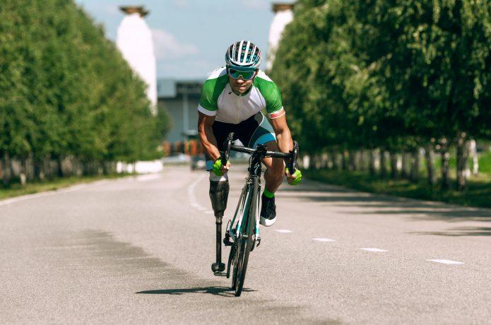 パラサイクリング 障がい者の自転車競技も、アツい!