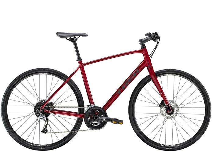 FX3 DISC:TREKクロスバイクのフラッグシップモデル