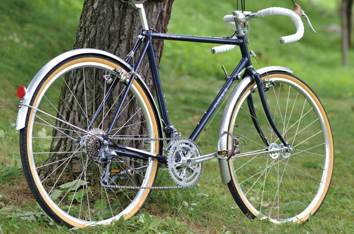 「走り×旅」を楽しむ自転車、スポルティーフ