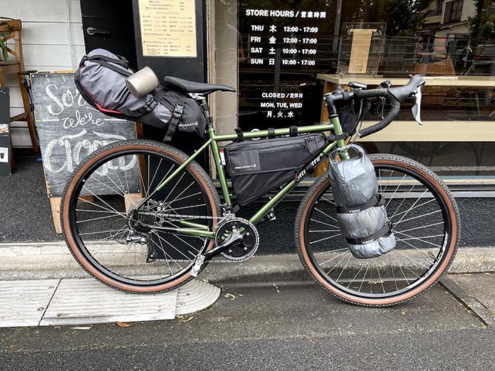 編集部Yのバイク