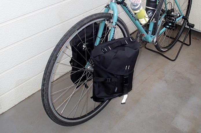 もちろん荷物も載せられます