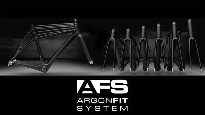 ARGON18 サイズ
