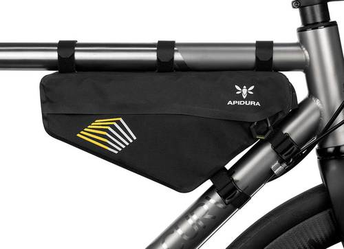Apidura:レーシングフレームバッグ