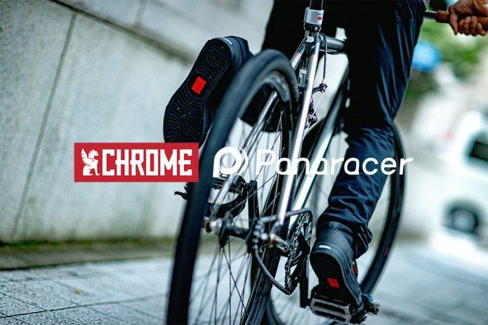 CHROME×Panaracer コラボ
