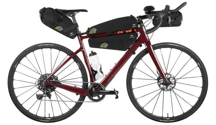 apidura アピデュラ 自転車 バッグ