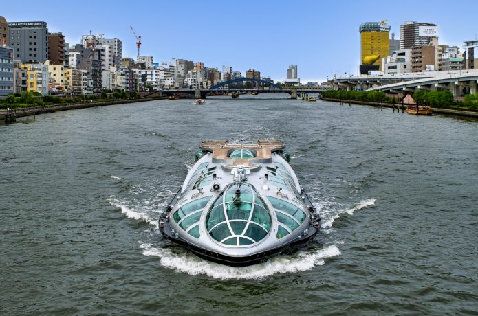 TOKYO CRUISE(東京観光汽船)