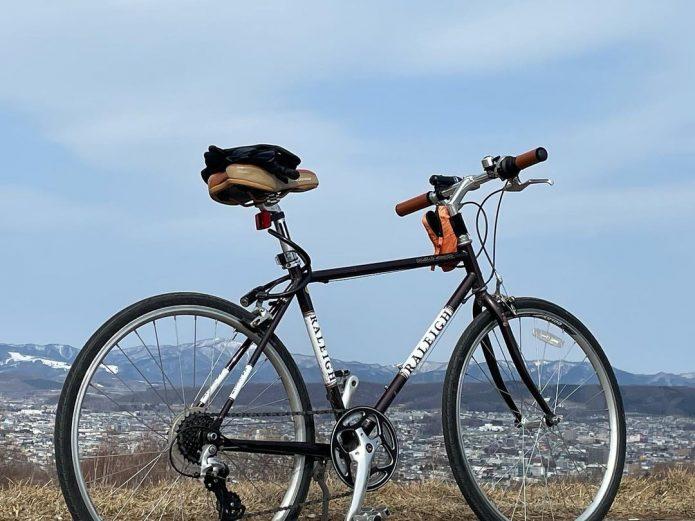 ラレー クロスバイク