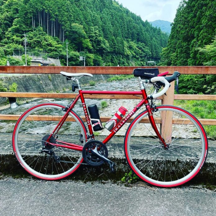 ラレー ロードバイク