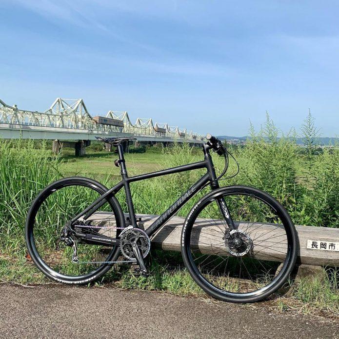 キャノンデール クロスバイク