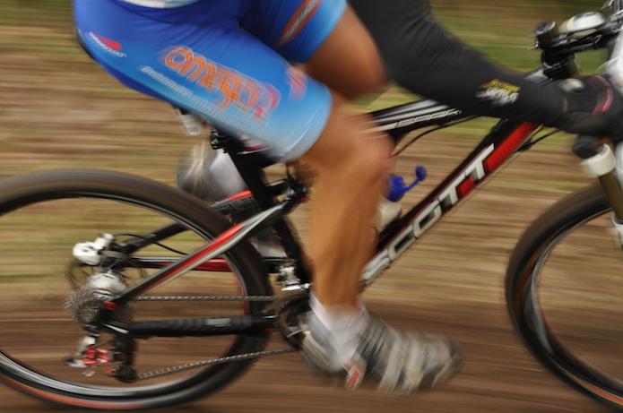 SCOTTのマウンテンバイクに乗って山を走ろう!