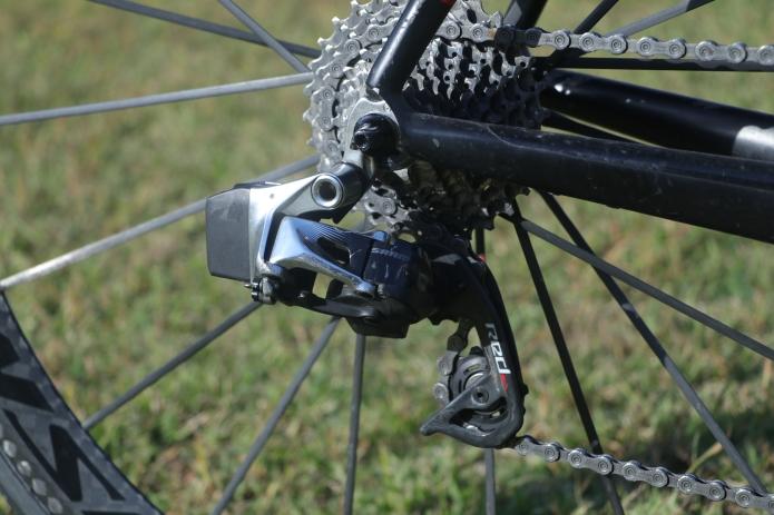 SRAM 自転車